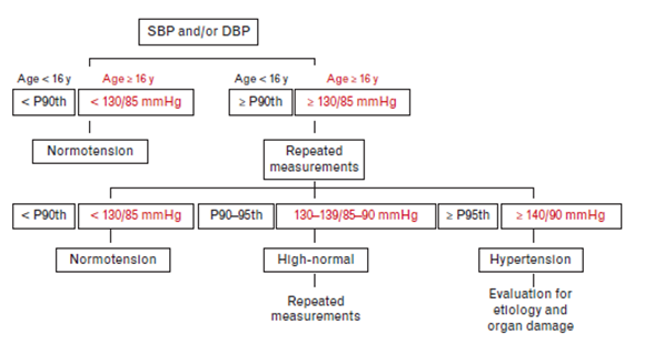 Hypertension In Paediatrics Renal Unit Rhc